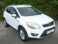 2012 FORD KUGA 2.0 TITANIUM TDCI AWD 5d 163 BHP £12350.00