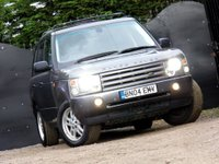 USED 2004 04 LAND ROVER RANGE ROVER 2.9 TD6 HSE 5d AUTO 175 BHP