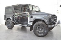 USED 2015 L LAND ROVER DEFENDER 2.2 TD XS STATION WAGON 1d 122 BHP FACTORY KAHN + 18s + STUNNING