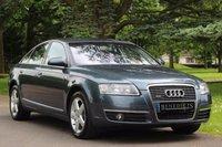 2006 AUDI A6 3.1 FSI QUATTRO SE 4d AUTO 255 BHP £5690.00
