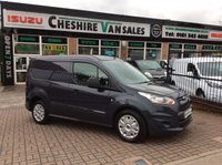 2014 FORD TRANSIT CONNECT 1.6 200 TREND 115 BHP NEW SHAPE CHOICE £9995.00