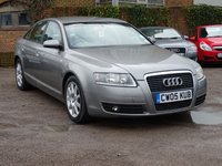 USED 2005 05 AUDI A6 2.0 TDI 4dr  LOW MILEAGE ONLY 69K