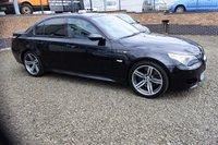 2007 BMW M5 5.0 M5 4d 501 BHP £19950.00