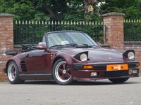 USED 1983 PORSCHE 911 3.3 CABRIOLET 2d 204 BHP 930 3.3 TURBO FLAT NOSE