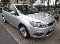 2011 FORD FOCUS 1.6 TITANIUM 5d 99 BHP £5995.00