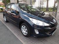 2009 PEUGEOT 308 1.6 S 5d AUTO 118 BHP £3995.00
