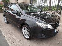 2012 SEAT IBIZA 1.4 SE COPA 3d 85 BHP £5495.00