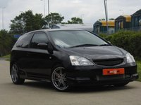 USED 2001 51 HONDA CIVIC 2.0 TYPE-R 3d 200 BHP GARRETT T24 TURBO LOW MILES