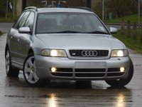 USED 1998 AUDI S4 AVANT 2.7 S4 AVANT QUATTRO 5d 262 BHP 1 OWNER FULL SERVICE HISTORY FULL LEATHER