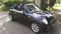2006 MINI CONVERTIBLE 1.6 COOPER 2d 114 BHP £4750.00