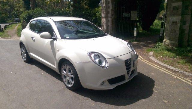 2011 11 ALFA ROMEO MITO 1.4 SPRINT 16V