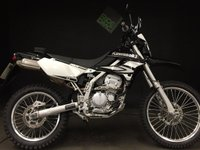 2009 KAWASAKI KLX 250 S9F, 3303, fantastic condition, FSH. Not used offroad £2699.00
