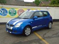 2007 SUZUKI SWIFT 1.3 GL 3d 91 BHP £3000.00