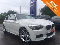 2014 BMW 1 SERIES 2.0 120D XDRIVE M SPORT 5d 181 BHP £16495.00
