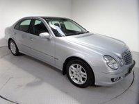 2008 MERCEDES-BENZ E CLASS 3.0 E280 CDI ELEGANCE 4d AUTO 187 BHP £10995.00