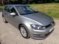 2014 VOLKSWAGEN GOLF 1.6 SE TDI BLUEMOTION TECHNOLOGY DSG 5d AUTO 103 BHP £11650.00