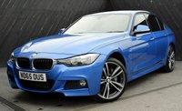 2015 BMW 3 SERIES 335d X-DRIVE M-SPORT SALOON AUTO 308 BHP £30890.00