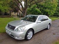 2001 LEXUS LS 4.3 430 4d 279 BHP £3999.00