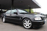 1998 MERCEDES-BENZ C CLASS 2.4 C240 SPORT 4d AUTO 170 BHP £990.00