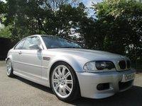 2005 BMW M3 3.2 M3 2d 338 BHP £8950.00