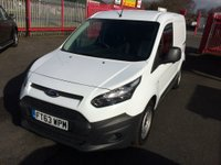 2014 FORD TRANSIT CONNECT 1.6 200 P/V 1d 74 BHP £8250.00
