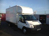 2013 FORD TRANSIT 2.2 350 DRW 1d 124 BHP £13999.00