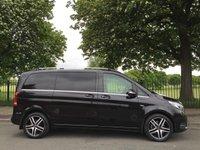 2015 MERCEDES-BENZ V CLASS 2.1 V220 BLUETEC SPORT 5d AUTO 161 BHP £43000.00