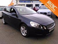 2013 VOLVO V60 1.6 D2 SE 5d AUTO 113 BHP £12890.00