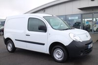 2012 RENAULT KANGOO 1.5 ML19 DEBUT DCI 1d 75 BHP £3195.00