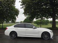 2016 BMW 3 SERIES 3.0 335D XDRIVE M SPORT 4d AUTO 308 BHP £36995.00