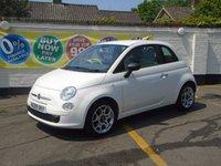 2009 FIAT 500 1.2 POP 3d 69 BHP £4500.00