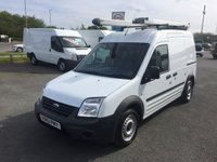 2012 FORD TRANSIT CONNECT T230 1.8 TDCi LWB HIGH ROOF 110 £6695.00