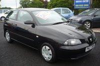 2006 SEAT IBIZA 1.2 REFERENCE 3d 63 BHP £1950.00