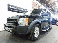 2006 LAND ROVER DISCOVERY 2.7 3 TDV6 7 SEATS 5d AUTO 188 BHP £8199.00