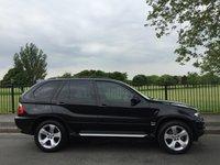 2006 BMW X5 3.0 D SPORT 5d AUTO 215 BHP £6995.00