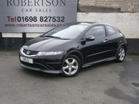 2009 HONDA CIVIC 1.3 I-VTEC TYPE S 3dr £5780.00
