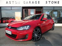 2014 VOLKSWAGEN GOLF 2.0 GTD 5d 182 BHP ** £20 ROAD TAX ** £14950.00