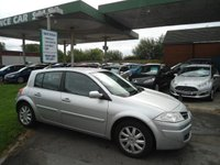 USED 2008 58 RENAULT MEGANE 1.6 TECH RUN VVT 5d 110 BHP 8 SERVICE STAMPS LAST SERVICED @48661 MILES TWO KEYS 12 MONTHS MOT