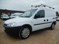 2008 VAUXHALL COMBO VAN 1.2 2000 CDTI Ex BT Only 20395 Miles From New £3995.00