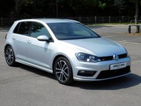 2015 VOLKSWAGEN GOLF  2.0 TDI 150PS R-LINE BLUEMOTION 5d £18795.00