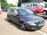 2012 VOLVO V50 1.6 DRIVE SE LUX EDITION S/S 5d 113 BHP £8650.00