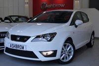 2013 SEAT IBIZA 1.6 TDI CR FR 5d 105 BHP £7943.00