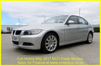 2007 BMW 3 SERIES 2.0 320D SE 4d 174 BHP £6000.00