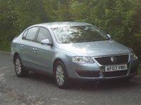 2007 VOLKSWAGEN PASSAT 1.9 TDI S 4d 103 BHP £3995.00