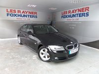 2011 BMW 3 SERIES 2.0 320D EFFICIENTDYNAMICS 4d 161 BHP £8999.00