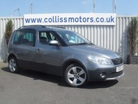 2010 SKODA ROOMSTER 1.2 SCOUT TSI 5d 103 BHP £6499.00