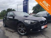 2011 BMW 1 SERIES 2.0 120D SE 5d 181 BHP £11995.00