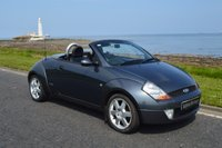 2004 FORD STREET KA 1.6 8V LUXURY 2d 94 BHP £1495.00