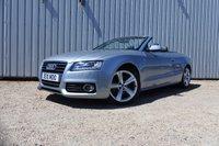 2010 AUDI A5 2.0 TDI S LINE 2d 168 BHP £14250.00