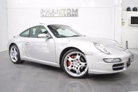 USED 2004 54 PORSCHE 911 3.8 CARRERA 2 S 2d 355 BHP 19s+FSH+BOSE+3 KEYS+MORE